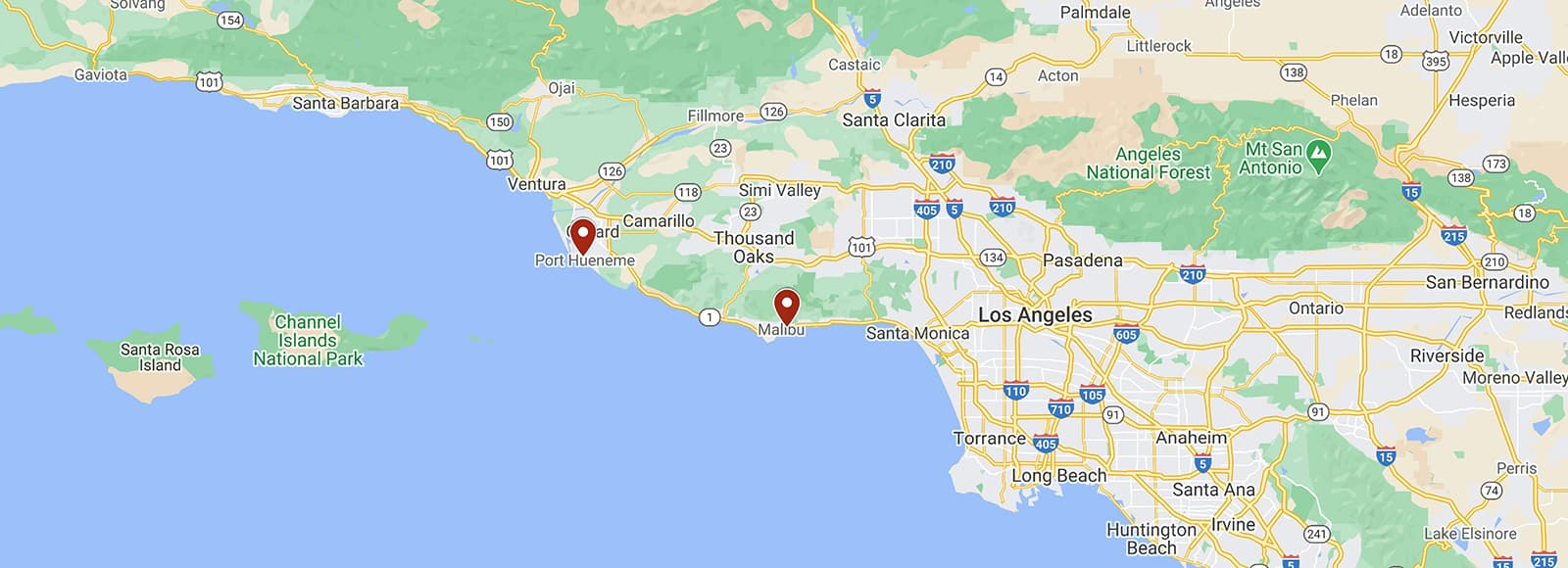 Passages Addiction Treatment Facility Locations