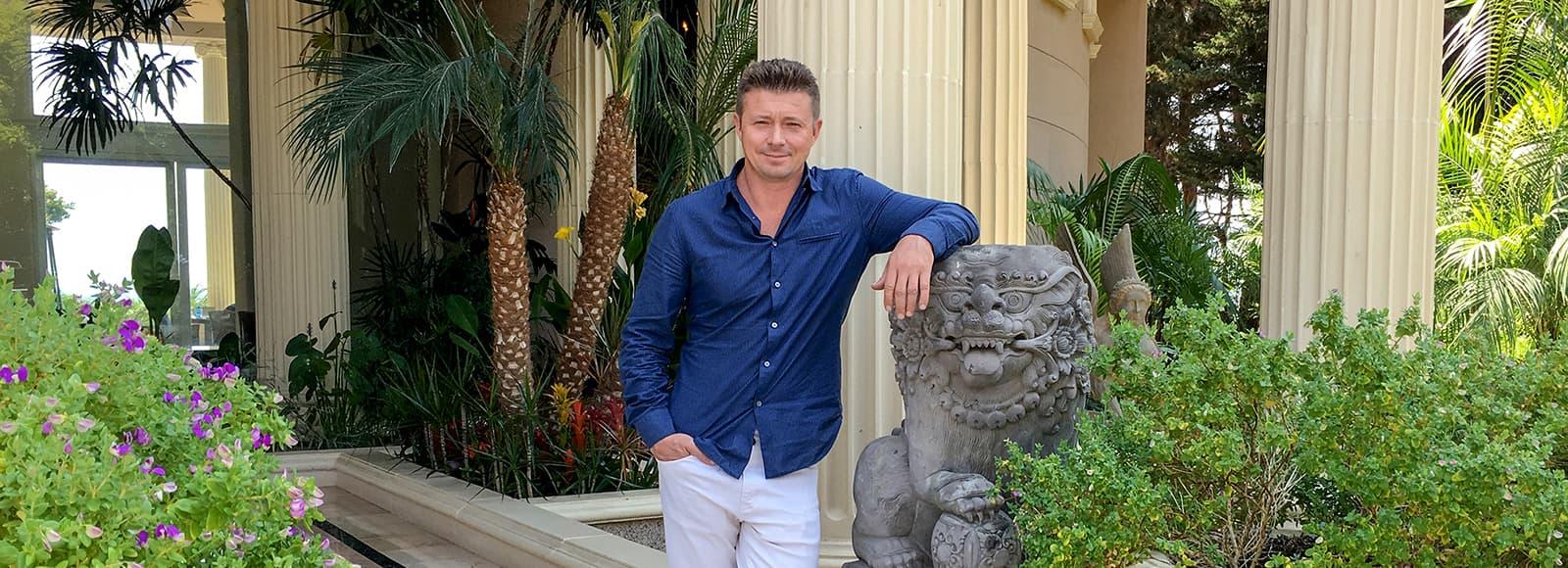 Meet Pax Prentiss, CEO of Passages Ventura